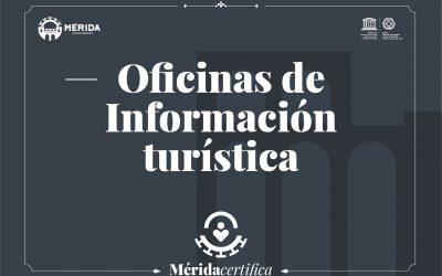 OFICINAS DE INFORMACIÓN TURÍSTICA