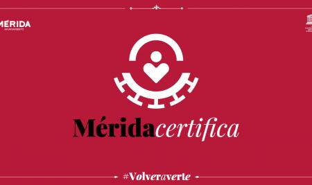 Los colectivos sociales de la ciudad ya pueden adherirse al sello Méridacertifica de la campaña #Volveraverte