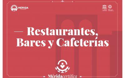 RESTAURANTE – BAR – CAFETERÍA