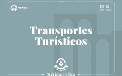 TRANSPORTES TURÍSTICOS